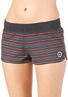 ROXY Womens Pacific Blue Boardshort trb multi stripes