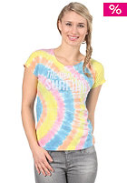 ROXY Womens Peace And Love S/S T-Shirt multicolor