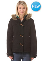 ROXY Womens Peek N Peak Jacket tarmac grey
