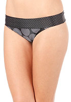 ROXY Womens Pin Dot Spot Roll Top Brief Bikini Pant trb pin dot spo