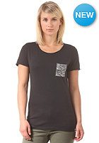 ROXY Womens Pocketteea S/S T-Shirt tarmac grey