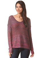 ROXY Womens Popi Pop Knit Sweat castle rock