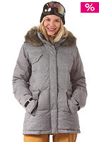 ROXY Womens Quinn Jacket anthracite