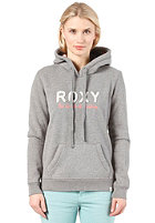 ROXY Womens Relax Mix Patch Sweat dark heather grey