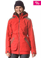 ROXY Womens Ridgemont Jacket molten lava