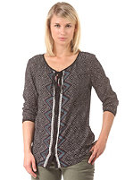 ROXY Womens Rime Shirt true black