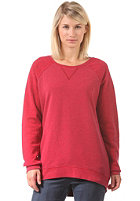 ROXY Womens Rockaway Sweat rose red