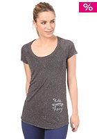 ROXY Womens Rocket Ride S/S T-Shirt graphite