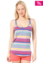 ROXY Womens Romance Top cdb block strip