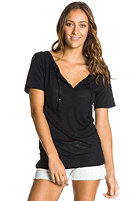 ROXY Womens Roxy Favorite S/S T-Shirt true black