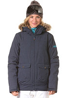 ROXY Womens Scenery Jacket dress blue