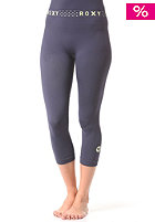 ROXY Womens Seamless 3/4 Legging peacoat