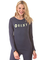 ROXY Womens Seamless Crew peacoat