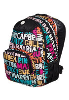 ROXY Womens Shadow Swell Backpack bacterial black