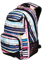 ROXY Womens Shadow Swell Backpack fandango pink