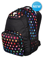 ROXY Womens Shadow Swell Backpack gypsy dots combo true black kv