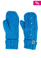 ROXY Womens Shooting Start Mittens Glove aster blue