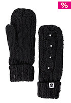 ROXY Womens Shooting Start Mittens Glove black