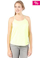 ROXY Womens Silly Thing Tank Top lime