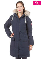 ROXY Womens Snow Bird Jacket indigo