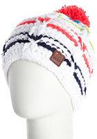 ROXY Womens Snowed in Hat white