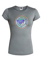 ROXY Womens Solar CS Round Neck Cap Sleeve Lycra uni