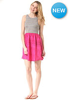ROXY Womens South Side Dress 6025 berry palm springs patter