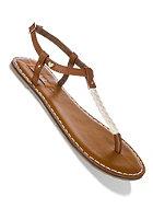 ROXY Womens Sparrow Sandals chocolate
