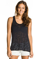 ROXY Womens Starry Eyed Tee Top true black