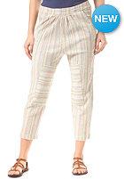 ROXY Womens Sun Streak warm white surf stripe stripe