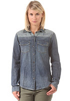 ROXY Womens Sunday River Denim L/S Shirt denim peacoat