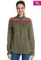 ROXY Womens Sunday River L/S recruit olive