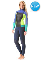 ROXY Womens Syn43 blue/yellow/purple - combo