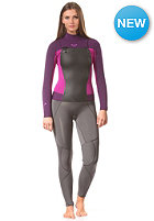ROXY Womens Syn43 Full Wetsuit graphite/purple