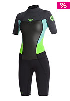 ROXY Womens Syncro 2/2 mm S/S Backzip Wetsuit uni