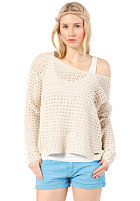ROXY Womens The Cult Sweat oatmeal