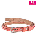 Womens The Skinny Belt candy red