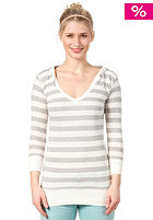ROXY Womens Tiana Stripe S/S T-Shirt seaspray