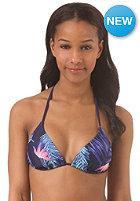 ROXY Womens Tiki Triangle Bikini Top batik paradise floral astral a