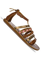 ROXY Womens Toucan Sandals chocolate