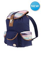 ROXY Womens Toucan Surf Backpack 6020 island stripe warm white
