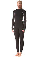 ROXY Womens Tough Break Wetsuit black