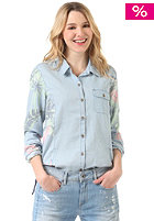 ROXY Womens Tropic Classic chambray heritage hawaiian pat