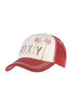ROXY Womens Truckin' Hat deep red