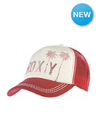 ROXY Womens Truckin' Hat deep red