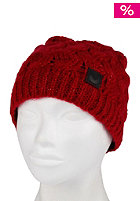 ROXY Womens Twinkle Beanie Cardinal