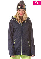 ROXY Womens Valley Hooded Jacket constellation/peacoat