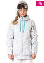 Womens Valley Hooded Jacket letal texturize
