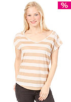 ROXY Womens Vicious S/S T-Shirt drt imagine stripes