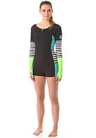 ROXY Womens Waveline L/S OF Wetsuit true black